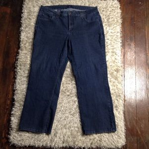 NYDJ Boot Jeans Size 18WP